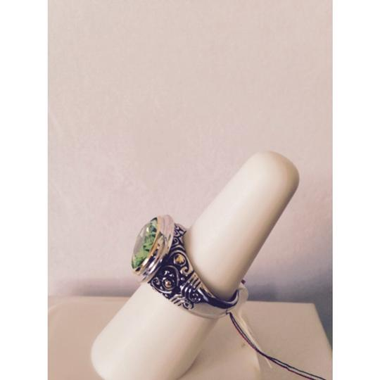 Other Embellished by Leecia Peridot Ring