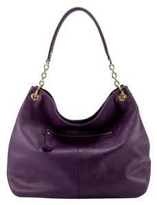 Cuore & Pelle Leather Hobo Bag