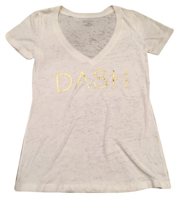 Dash T Shirt White