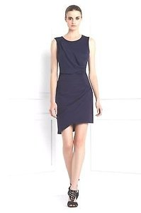 BCBGMAXAZRIA South Pacific 1248 Silk Blend Dress
