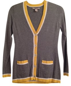 Banana Republic Cotton V-neck Casual Cardigan