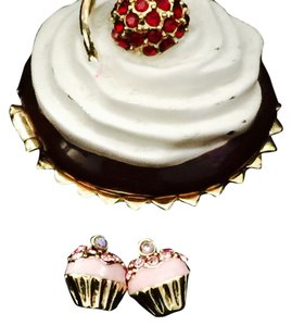 Juicy Couture Juicy Couture Earrings cupcake
