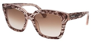 Valentino New Valentino Women's Square Nude Lace Sunglasses