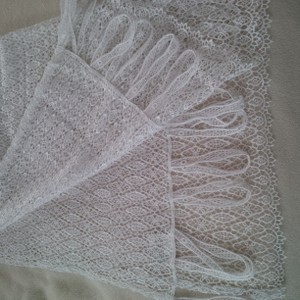Stunning Lace Panel For Back Drop!!!