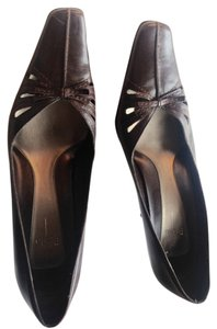 Linea Paolo brown Pumps