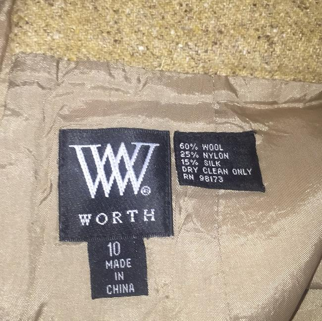 Worth Skirt Beige
