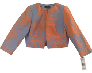 Lafayette 148 New York CANTM (Orange/Grey-Blue) Jacket