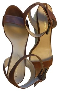Via Spiga Brown Wedges