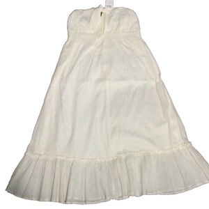 Old Navy short dress Cream on Tradesy