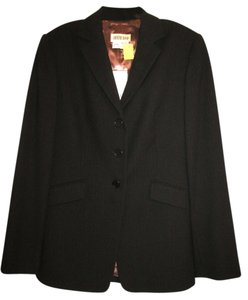 Country Road Black and Brown Blazer