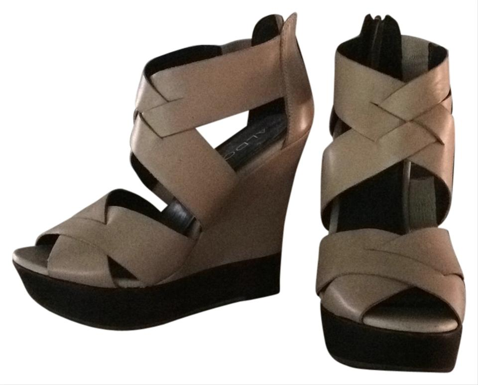 d3992750642d ALDO Camel Wege Heels Wedges. Size  US 8 Regular (M ...