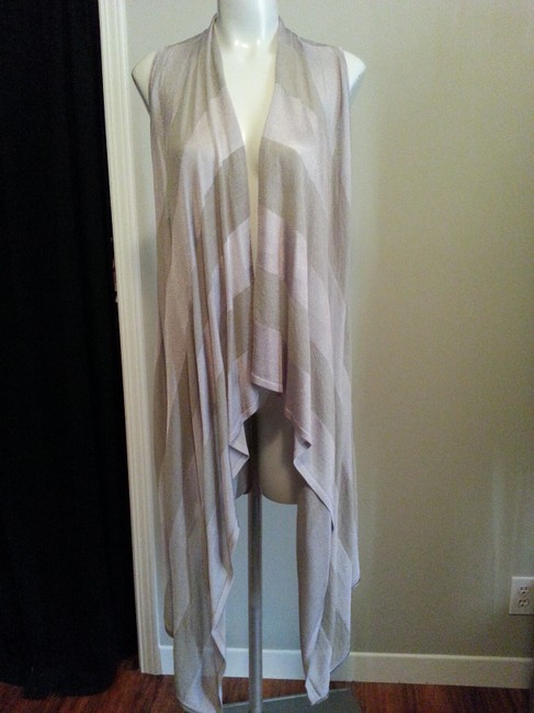 New York & Company Top Taupe