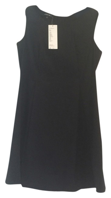 Preload https://item2.tradesy.com/images/lafayette-148-new-york-black-above-knee-workoffice-dress-size-2-xs-4382716-0-0.jpg?width=400&height=650