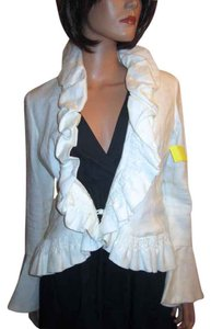 Roberta Roller Rabbit Cream Blazer