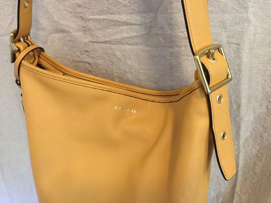 Coach Leather Cross Body Bag Image 2