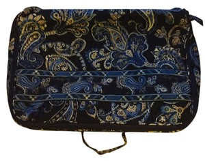 Vera Bradley Little Travel Case Windsor Navy