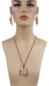J.Crew J.Crew Strands of Pearls Necklace & Earrings