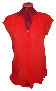 Ann Taylor Top orange