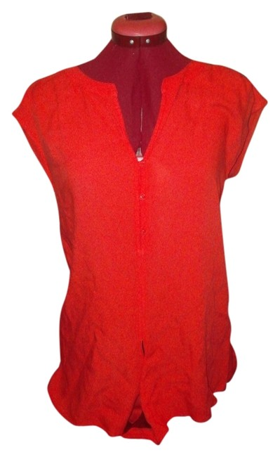 Preload https://item3.tradesy.com/images/ann-taylor-orange-blouse-size-2-xs-4384132-0-0.jpg?width=400&height=650