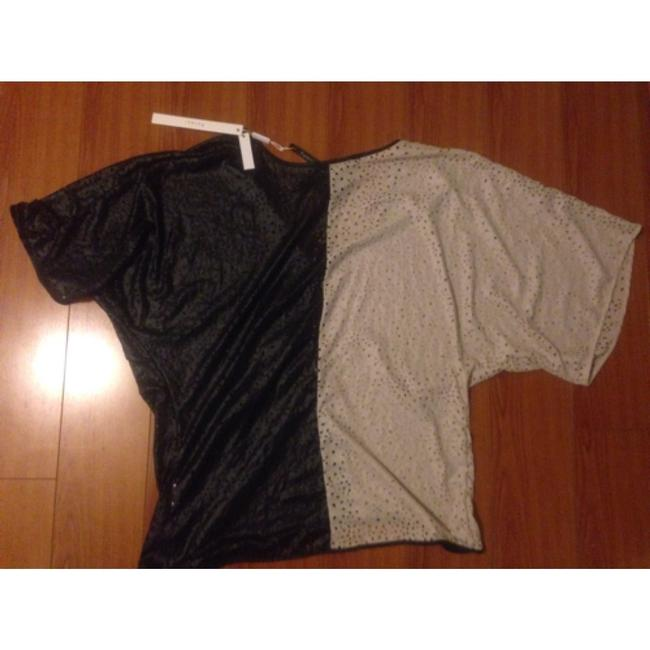 Other Top Black/off white