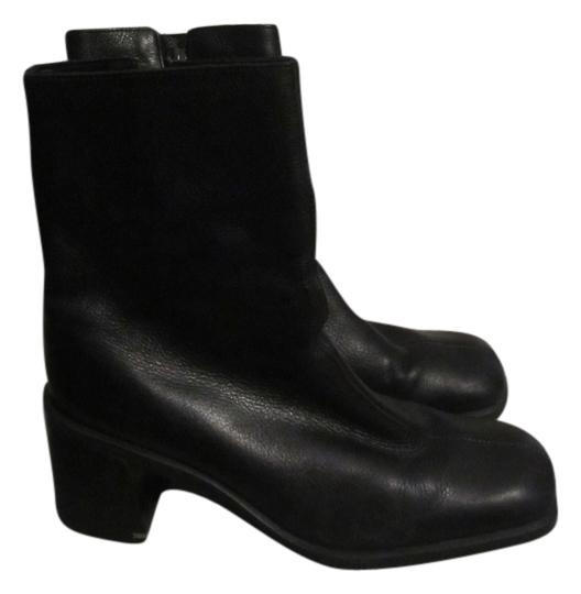 Preview Collection Black Boots