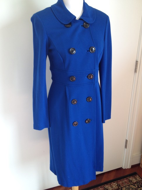 Talbots Coat Fitted Double-breasted Dress