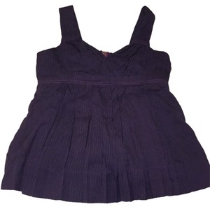 Marc by Marc Jacobs Top Purple with pink trim