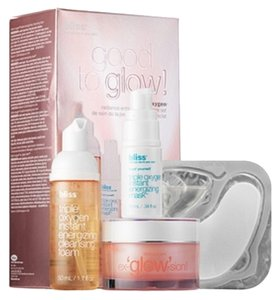 Bliss Bliss Good to Glow Triple Oxygen Radiance Enchancing Skincare Gift Set