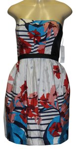 Hype short dress MULTICOLOR on Tradesy