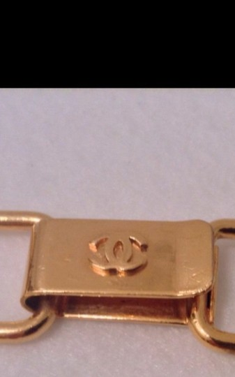 Chanel RARE VINTAGE CHANEL GOLD PLATED CC BELT/ NECKLACE