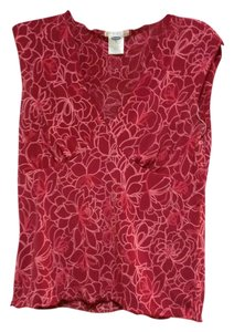 Old Navy Comfortable Casual Stretchy Top Red