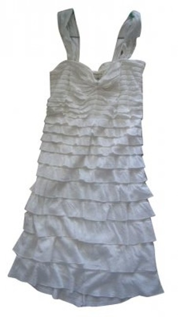 Preload https://item4.tradesy.com/images/max-studio-ivory-mid-length-night-out-dress-size-2-xs-4388-0-0.jpg?width=400&height=650