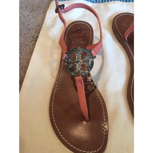 Tory Burch Coral Sandals