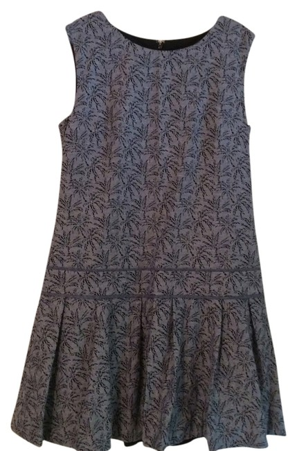 J.Crew short dress Blue Grey on Tradesy