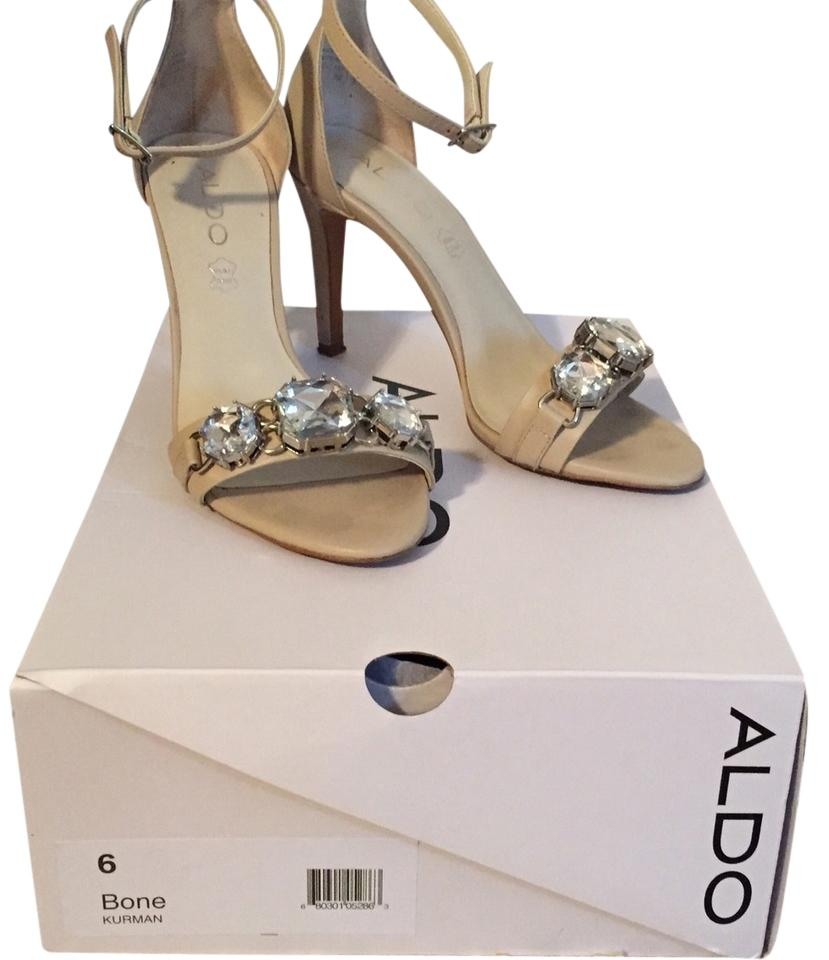f598c5d60816 ALDO Bone Kurman Sandals. Size  US 6 Regular (M ...