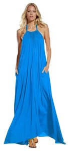 Blue Maxi Dress by Elan