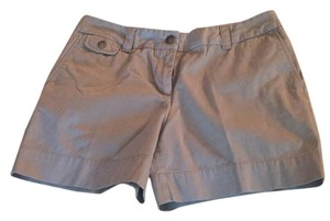 Lands' End Mini/Short Shorts Khaki