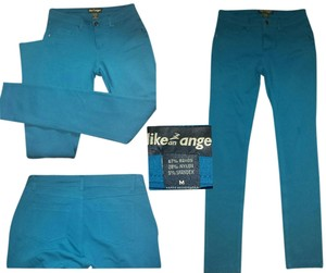 Like An Angel Skinny Pants BRoyal Blue
