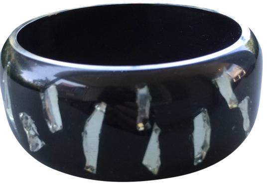 "Other Chunky ""shattered glass"" Bangle Bracelet"