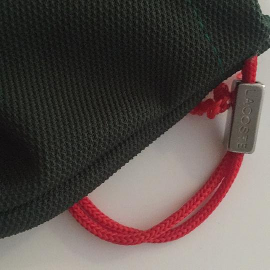 Lacoste Striped Belt