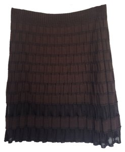 Missoni Skirt Chocolate brown