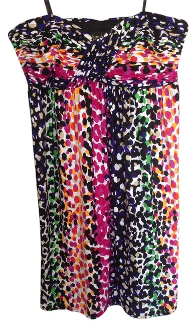 Preload https://item5.tradesy.com/images/laundry-by-shelli-segal-dress-multicolor-4390549-0-0.jpg?width=400&height=650