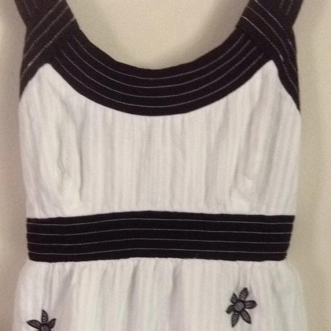 Forever 21 short dress White With Black Accents on Tradesy