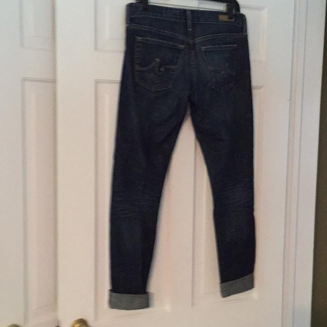 AG Adriano Goldschmied Medium Wash Nikki Relaxed Skinny Jeans