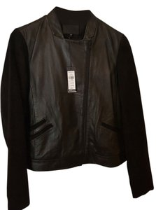 Caroll of Paris Sasha Motorcycle Leather Motorcycle Jacket