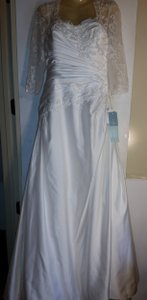 David's Bridal Wg3249 Wedding Dress