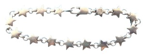 Tiffany & Co. Authentic RARE 8 inches Tiffany Co Silver Star Bracelet