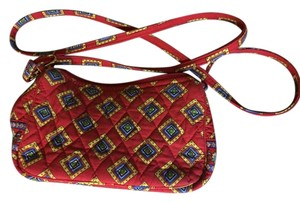 Vera Bradley Retired Cloth Cross Body Bag