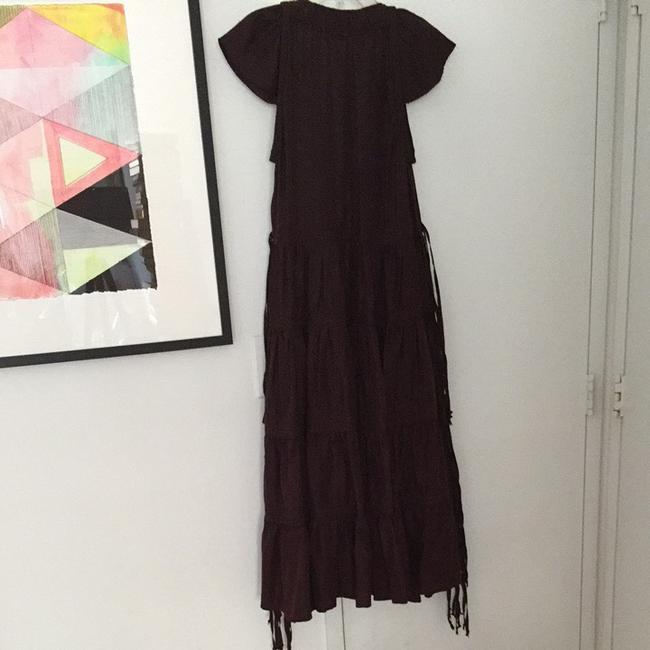 Marc by Marc Jacobs short dress Marroon Brown on Tradesy