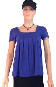 One Clothing Top Cobalt blue